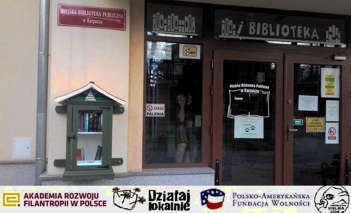 Karpacz: Wymieniaj książki w Karpaczu