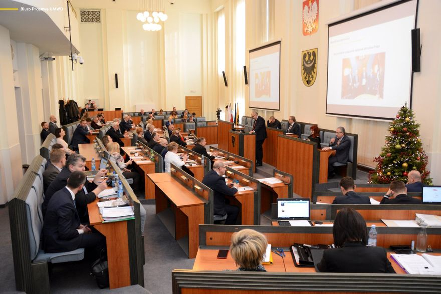 Region: Sejmik z apelem do Rady Ministrów