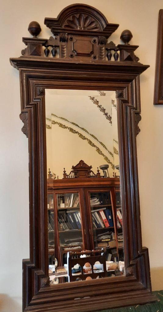Wleń: Lustro wraca do pałacu