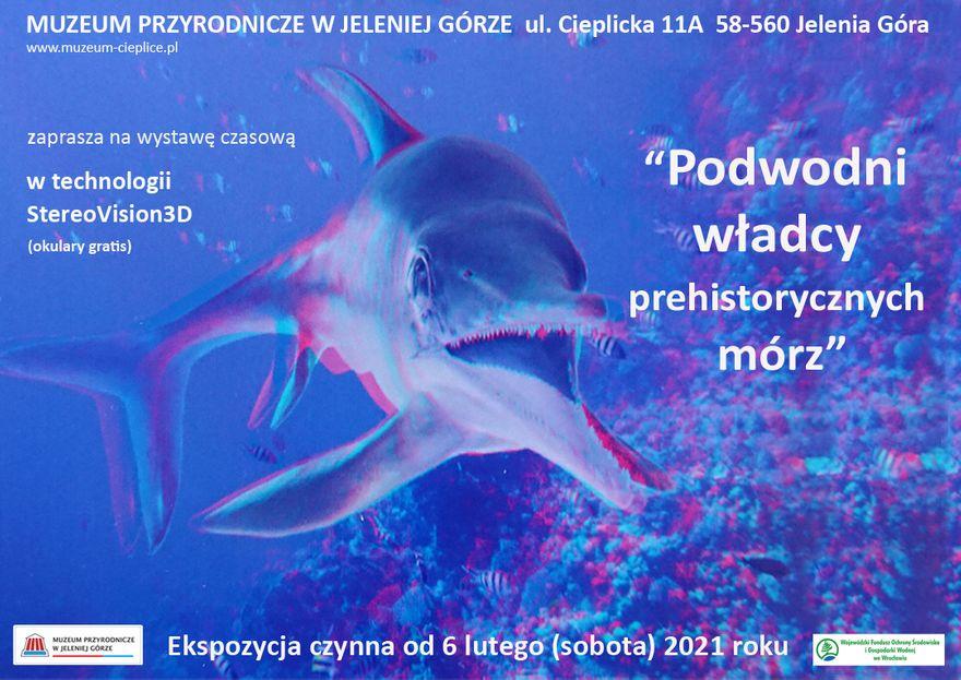 Jelenia Góra: Pierwsza wystawa w Muzeum Przyrodniczym w 3D