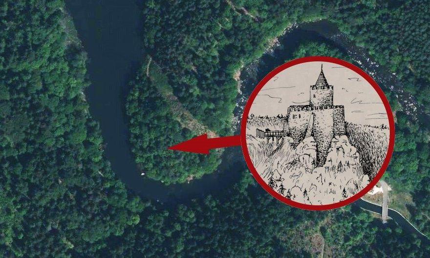 Jelenia Góra: Zamek Rycerzy Rabusiów