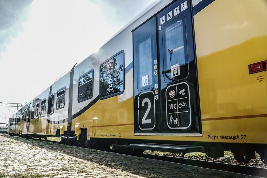 Region: Mniej pasażerów w KD