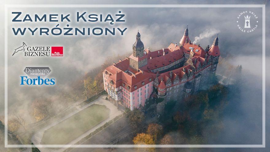 Wałbrzych: Książ wśród diamentów