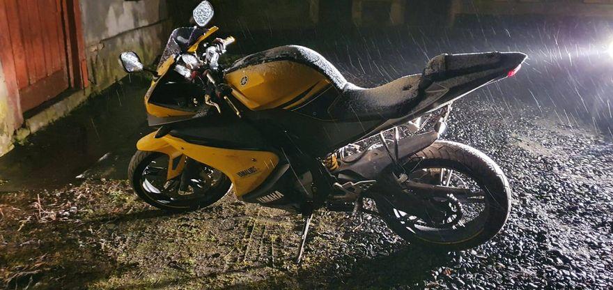 Lwówek Śląski: Motocyklista z narkotykami