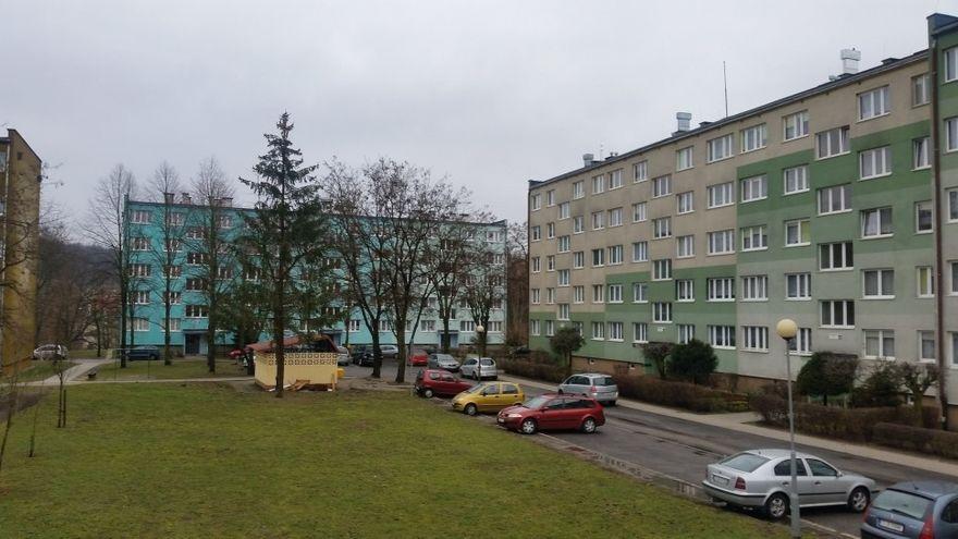Lubań: Przebudowa parkingu