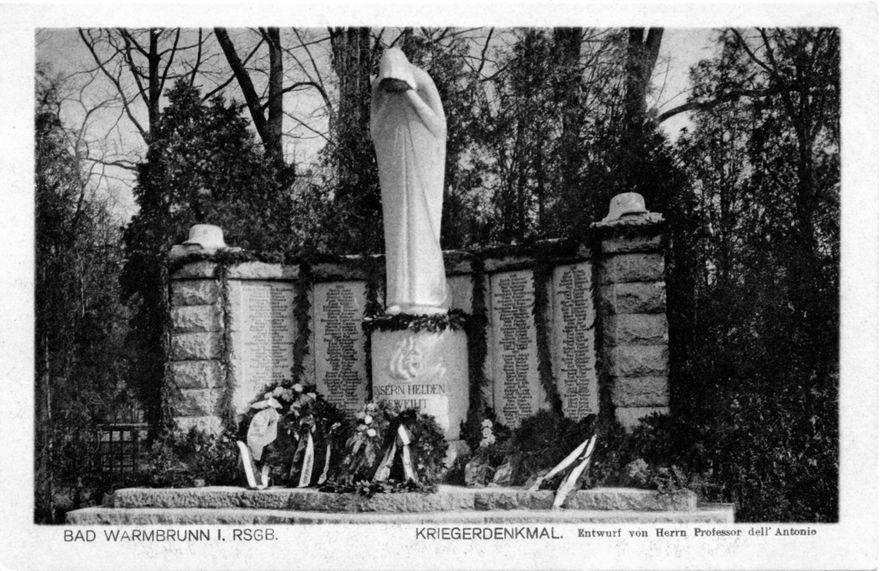Jelenia Góra: Pomniki... niezwykłe, dziwaczne, zapomniane