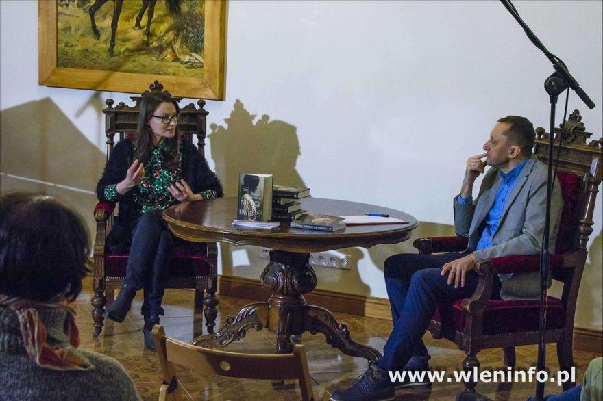 Wleń: Spotkanie z Martą Knedler