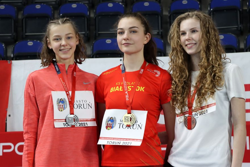 Toruń: Sukces Julii Turkiewicz!