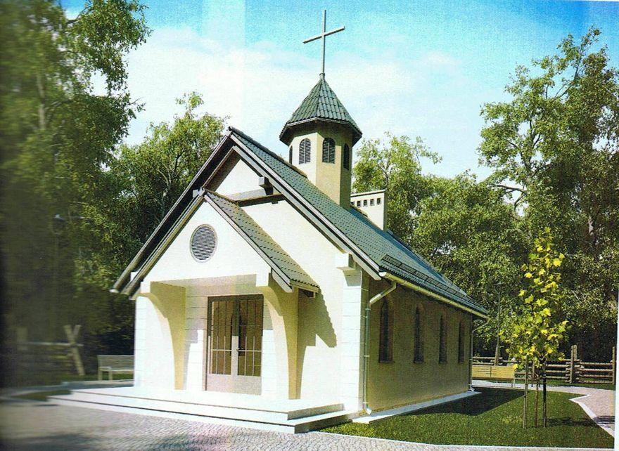 Świerzawa: Rozbudują kaplicę