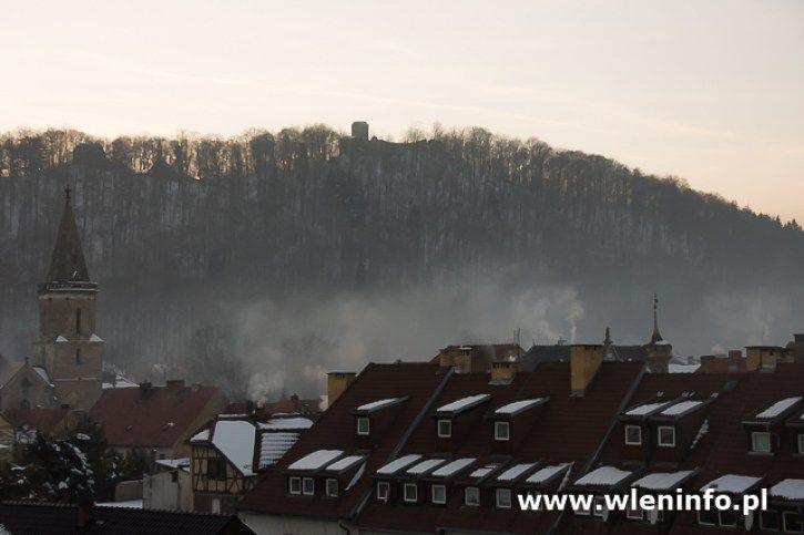 Wleń: Fatalne powietrze