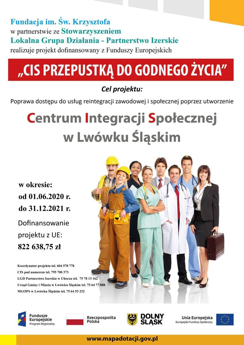 Lwówek Śląski: Zapraszają do CIS