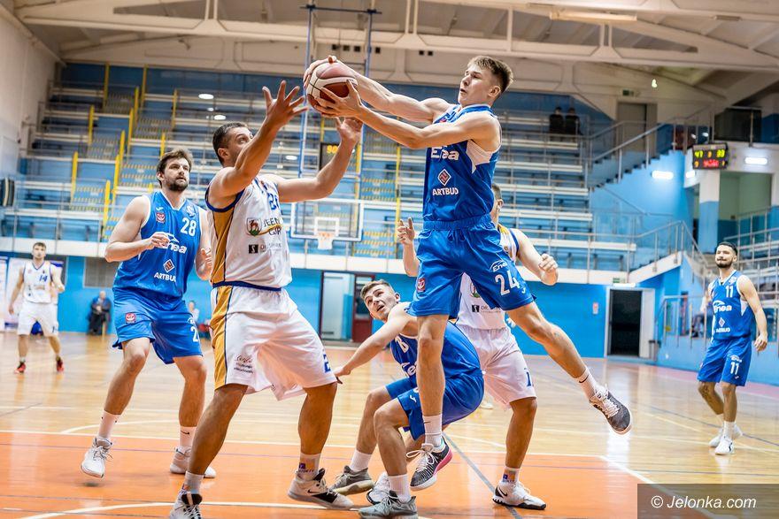 Jelenia Góra: Sudety wygrały z Basketem Poznań