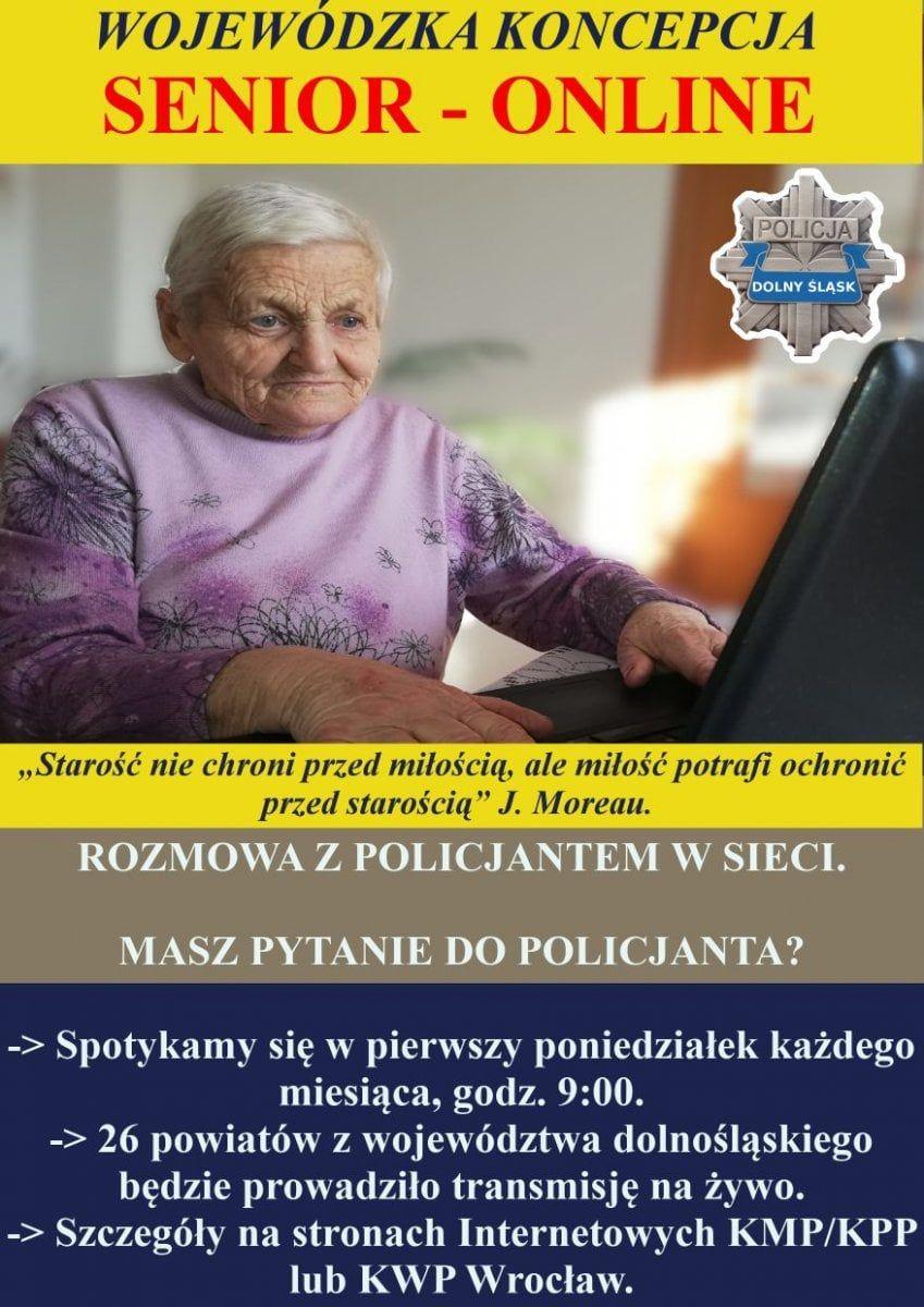 Lwówek Śląski: Senior online