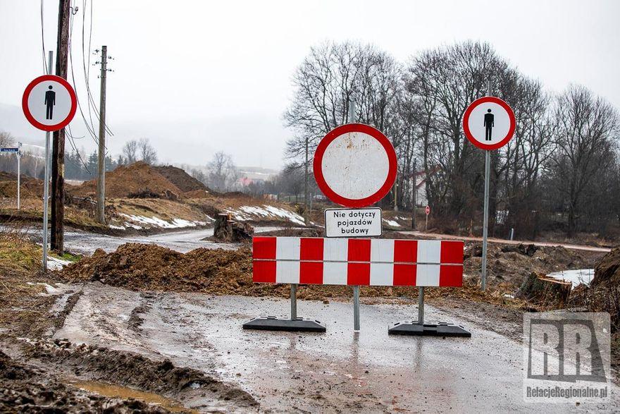 Kamienna Góra: Zamknięta ulica