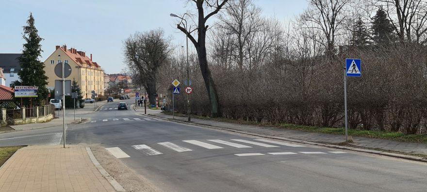 Lubań: Zadbają o pieszych