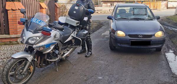 Powiat: Patrole na motocyklach