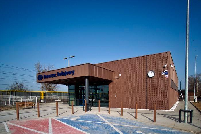 Region: Kolejny dworzec po modernizacji