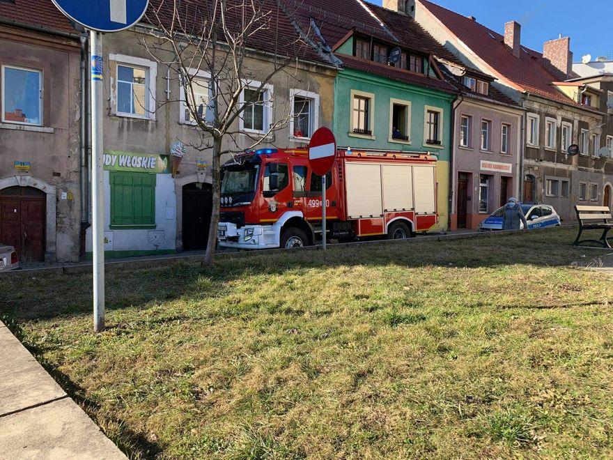 Gryfów Śląski: Zbiegli z miejsca wypadku
