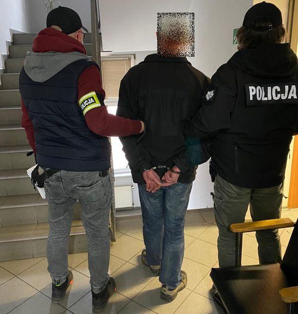 Powiat: 23 poszukiwanych zostało zatrzymanych w weekend