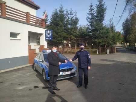 Nowogrodziec: Radiowóz dla policji