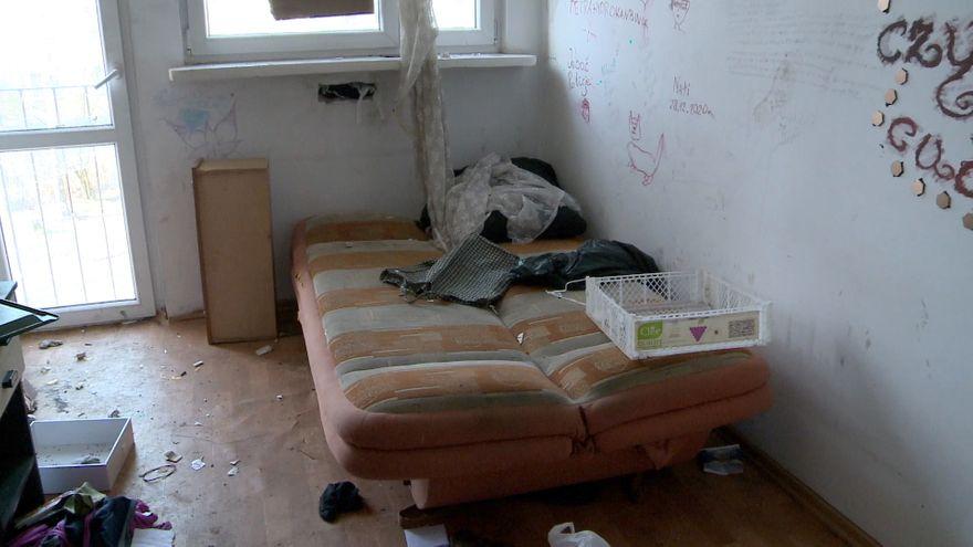 Jelenia Góra: Straszyli i demolowali