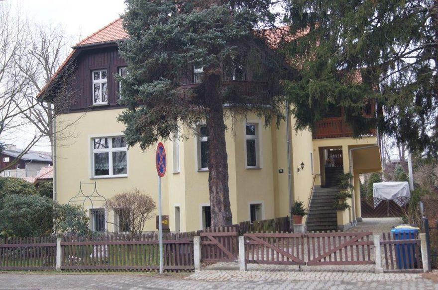 Jelenia Góra/Cieplice: Zaplecze dla kuracjuszy w Cieplicach przed wojną