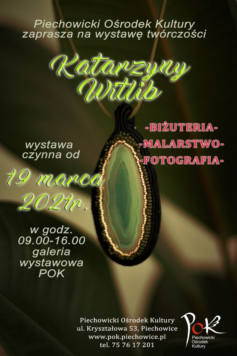 Piechowice: Wystawa Katarzyny Witlib w POK