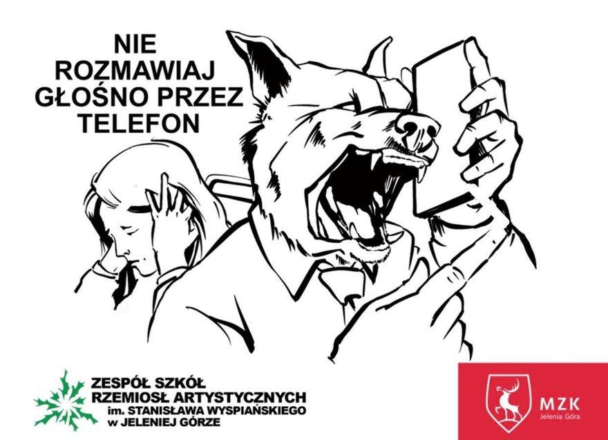 """Jelenia Góra: """"Rzemiosła"""" i MZK promują kulturalne zachowanie"""