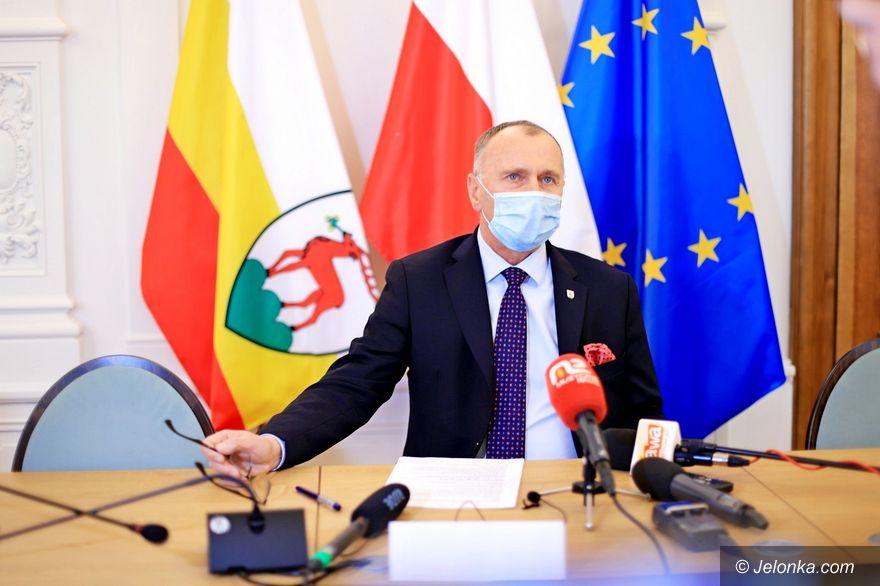 Jelenia Góra: Prezydent o wsparciu przedsiębiorców