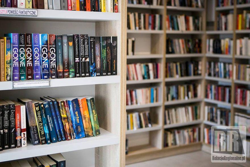 Kamienna Góra: Biblioteka czynna dłużej