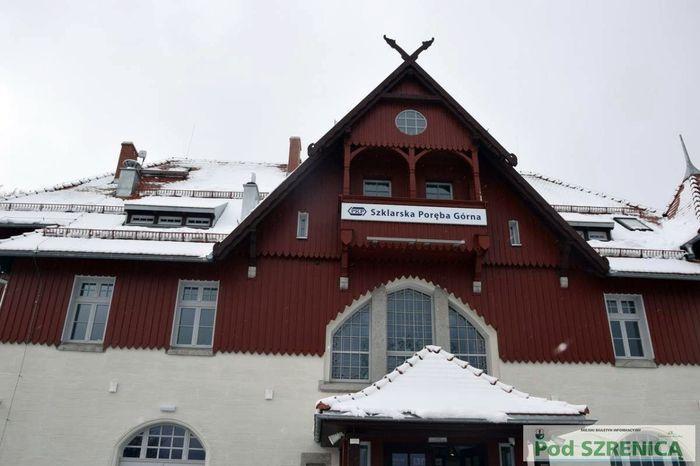 Szklarska Poręba: Dworzec funkcjonalny, ładny i bez barier
