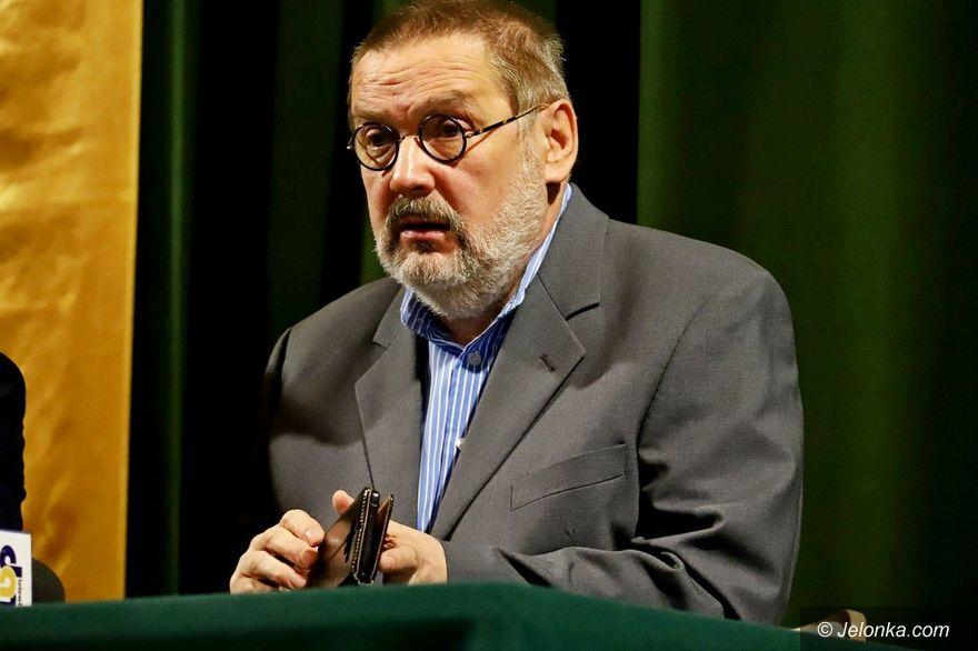 Jelenia Góra: Zdrojowy Teatr Animacji im. Bogdana Nauki?