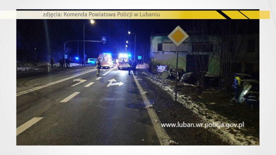 Jelenia Góra: Tragiczny w skutkach wypadek w Olszynie