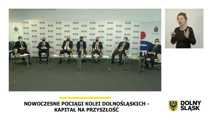 Jelenia Góra: 442 mln zł na nowe pociągi