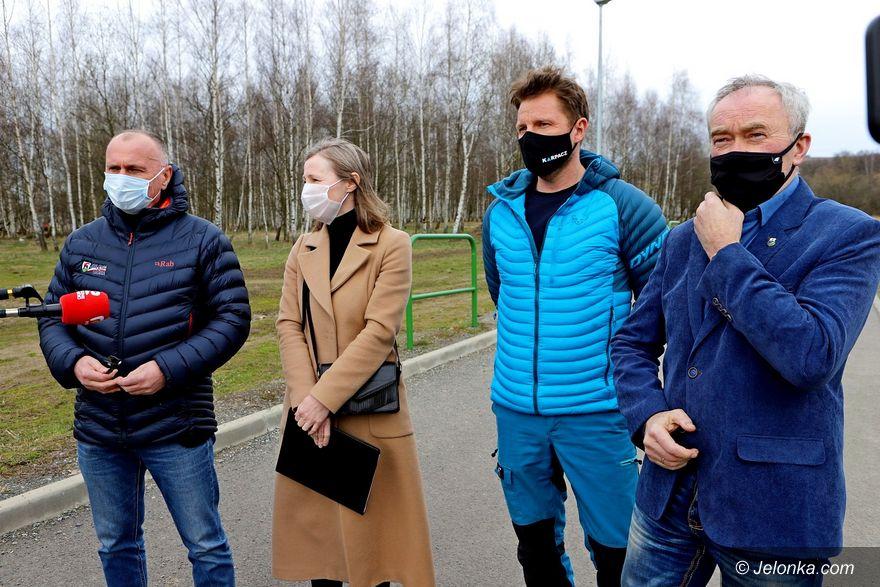 Jelenia Góra: Cyklostrada nie dla nas