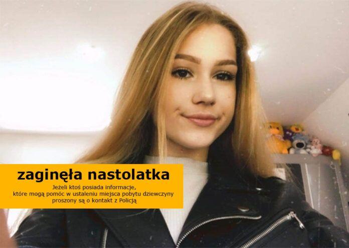 Bolesławiec: Zaginęła nastolatka