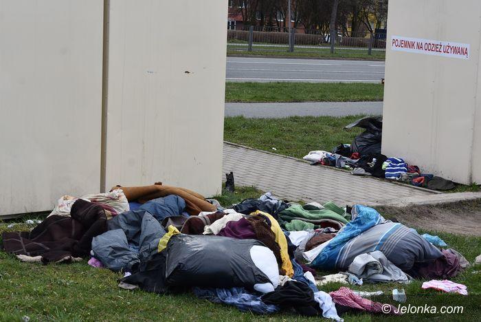 Jelenia Góra: Taki widok to wstyd!