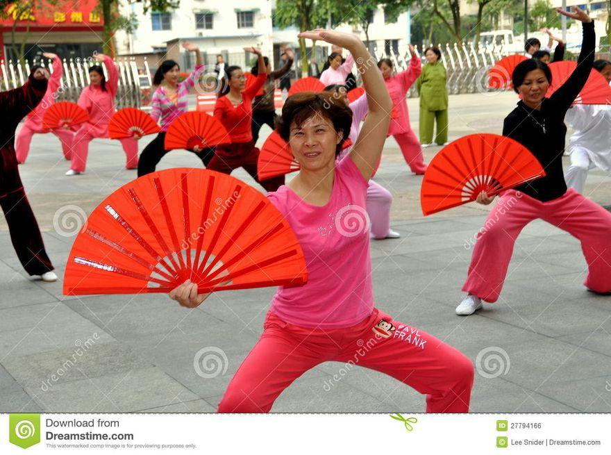 Kraj: Dzień Tai–Chi