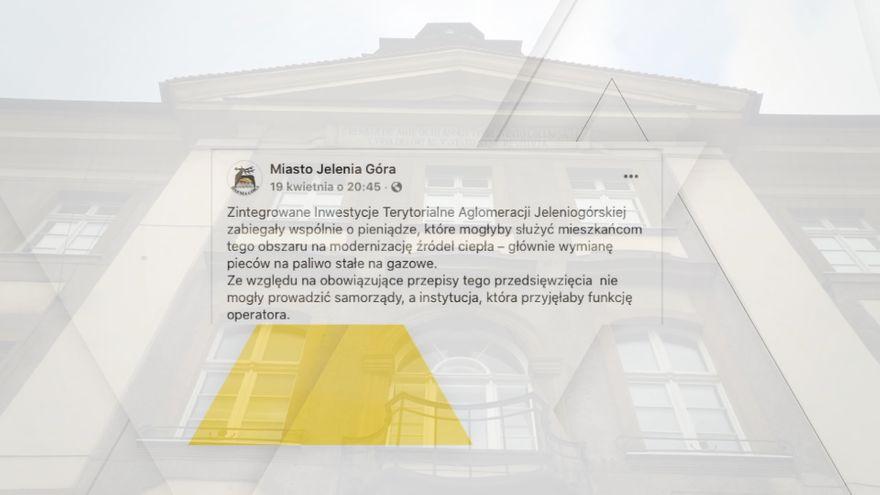 Jelenia Góra: Spór między miastem Jelenia Góra a KARR–em