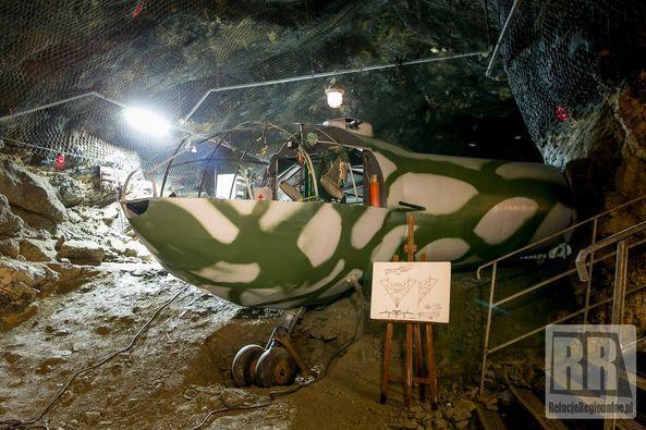 Kamienna Góra: Otworzą podziemia Arado