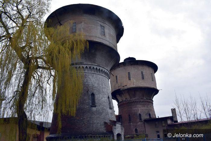 Jelenia Góra: Wieże ciśnień zostają