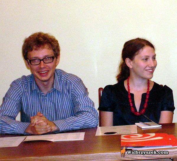 Katarzyna i Marcin Markiewiczowie
