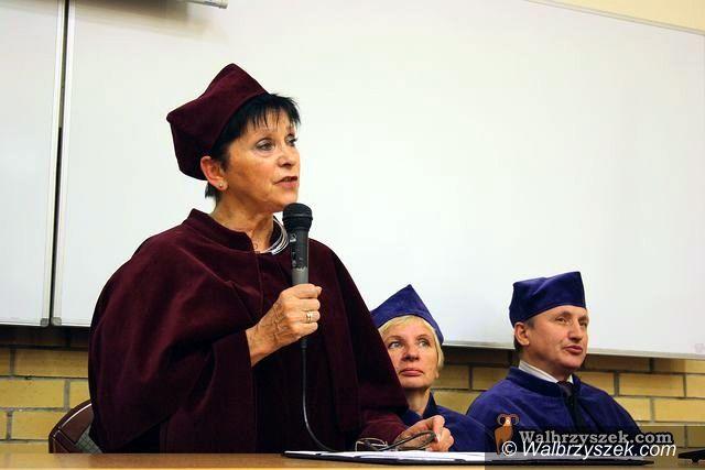 Wałbrzych: Pierwszy kontakt z uczelnią – immatrykulacja w PWSZ AS