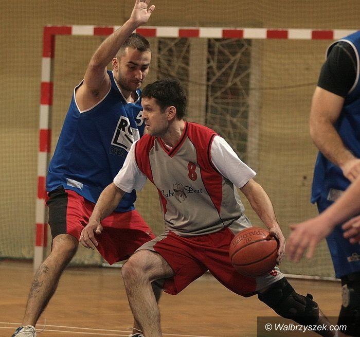 Wałbrzych, OSiR: OBL: Sensacje w OSiR Basket Lidze