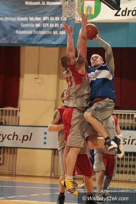 Wałbrzych, OSiR: OBL: RMC Basket bliskie mistrzowskiego tytułu