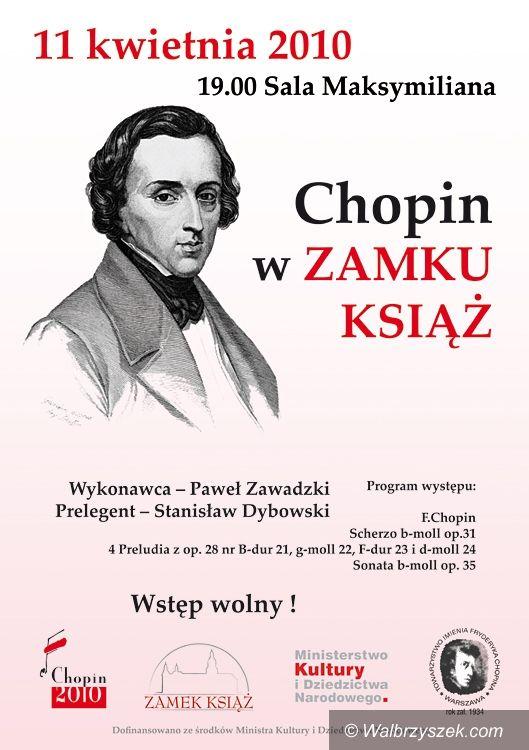 Wałbrzych: Chopin w Książu