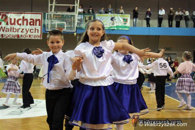Wałbrzych: Turniej tańca dla najmłodszych