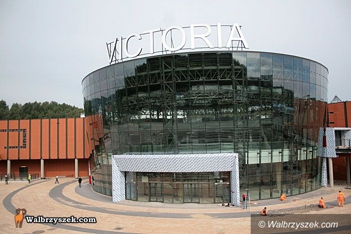 Wałbrzych: Nowi w Galerii Victoria