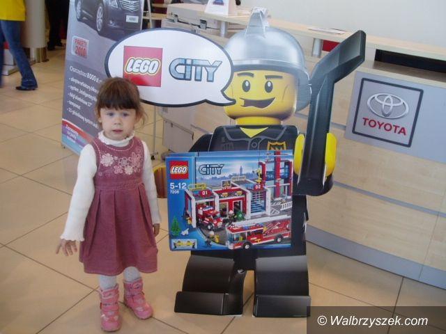 Wałbrzych: Wielkie z Lego Budowanie – fotorelacja