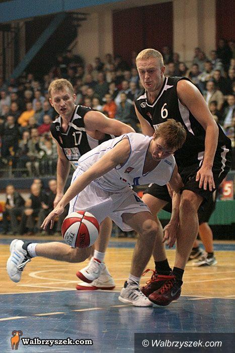 Wałbrzych: Koszykarze Górnika pokonali Siedlce
